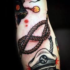 Signification de tatouage de corde 24