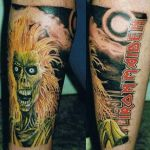 , Tattoo Iron Maiden: le guide  (En images)
