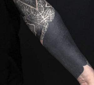 tatouage occultant