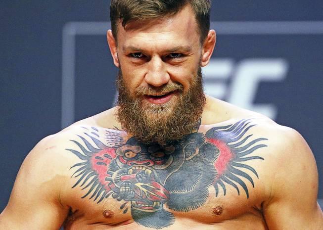 tatouage de gorille conor mcgregor
