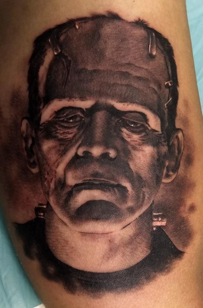 Optical Illusion Tattoo Gallery