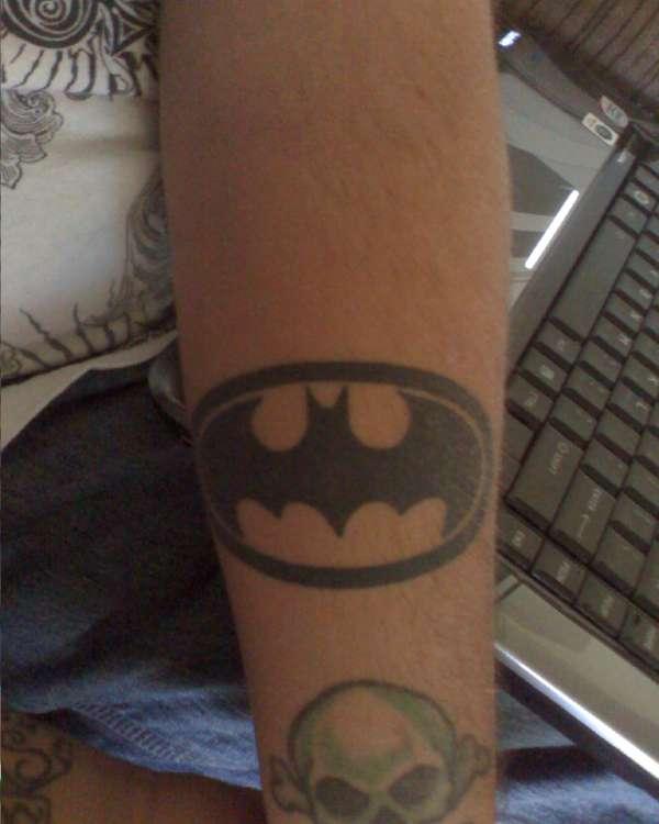 Batman Tattoos TattooMagz Handpicked Worlds Greatest