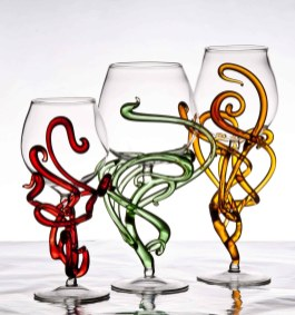 Rowan Studios Handblown Glass Art