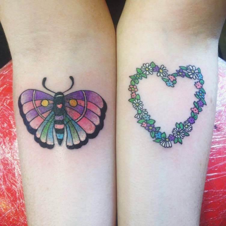 Bronte Evans Tattoos | Tattoo Near Me