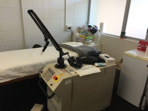 QSwitched Yag Laser