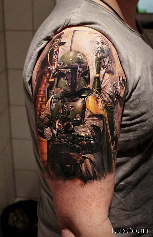 50 Amazing Star Wars Tattoo Designs Tattooblend Ideas And Designs