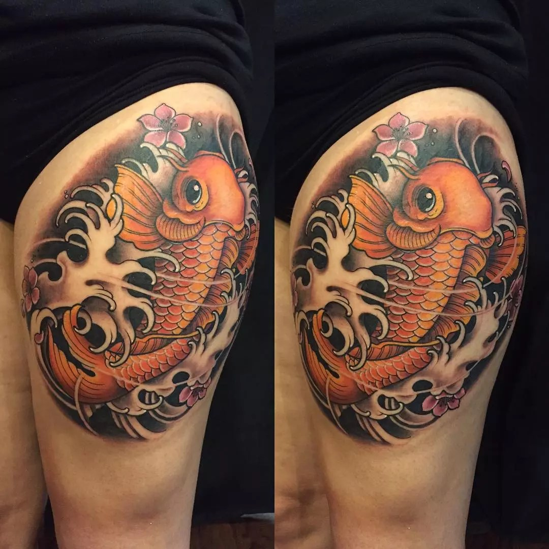 65 Japanese Koi Fish Tattoo Designs Meanings True Ideas And Designs