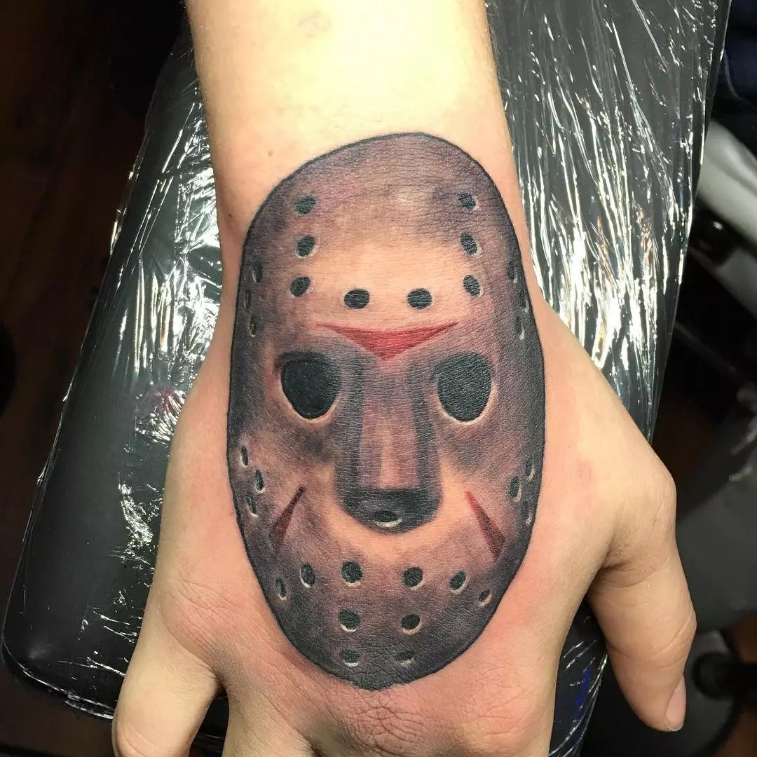 70 Best Daredevil Friday The 13Th Tattoos Designs Ideas And Designs