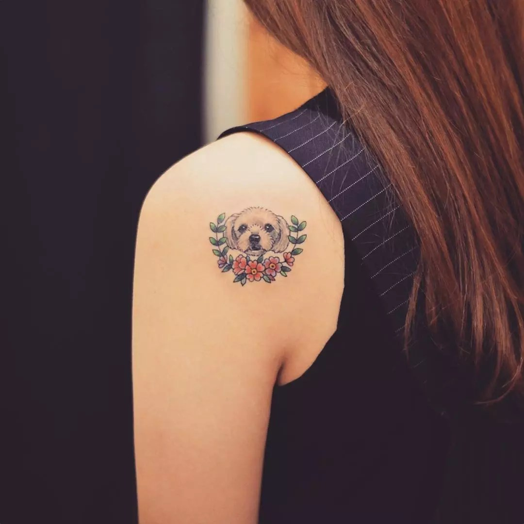 85 Best Dog Tattoo Ideas Designs For Men And Women 2019 Ideas And Designs