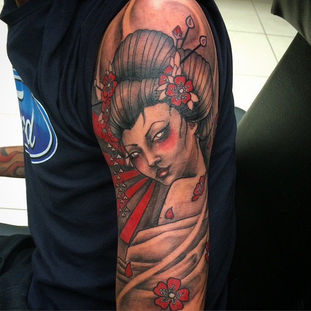 50 Japanese Geisha Tattoo Meaning And Designs Ideas And Designs