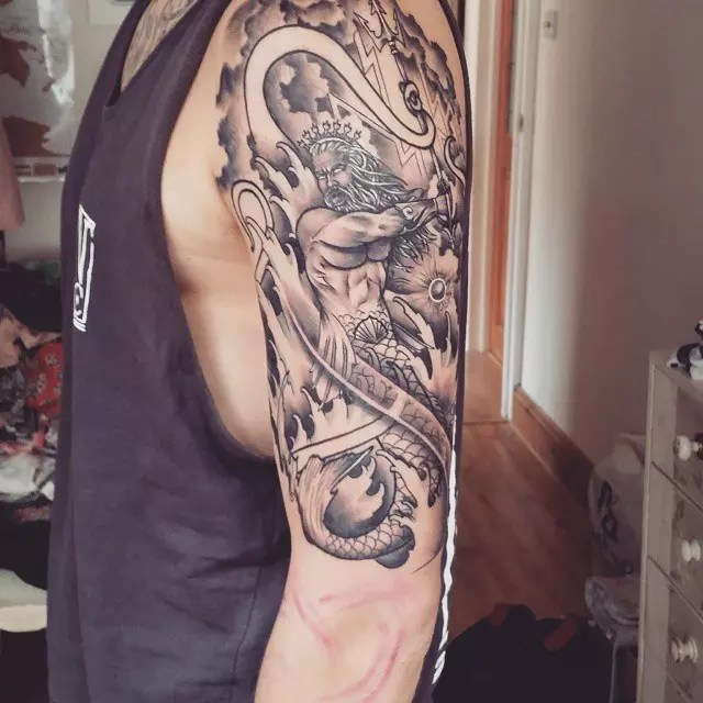 30 Perfect Greek Tattoos Ideas And Designs