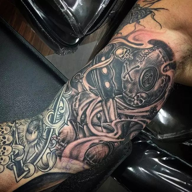 95 Spectacular Inner Bicep Tattoo Ideas For Men Ideas And Designs