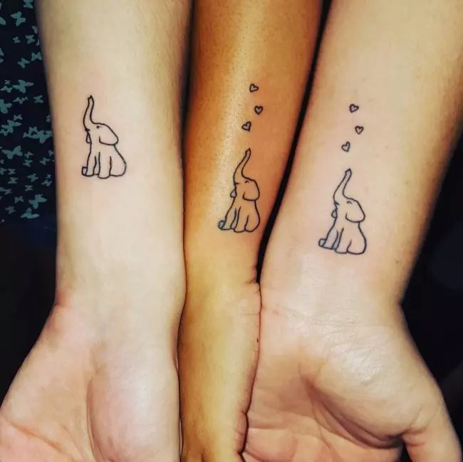 60 Eloquent Sibling Tattoo Ideas Show Your Special Connection Ideas And Designs
