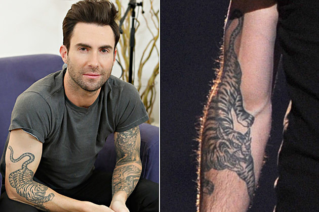 Which Singer Has The Best Tattoo Of A Wild Animal Ideas And Designs