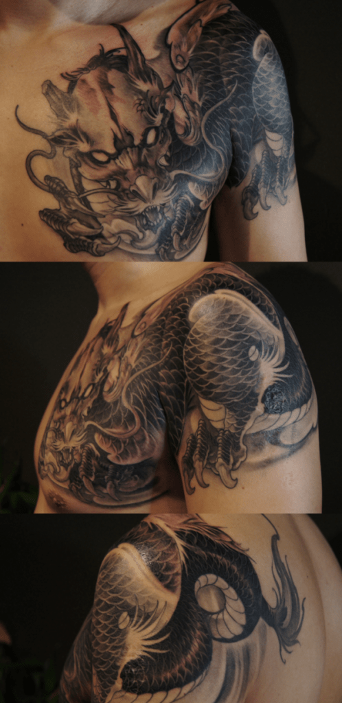 Asian Black And Grey Archives Chronic Ink Ideas And Designs