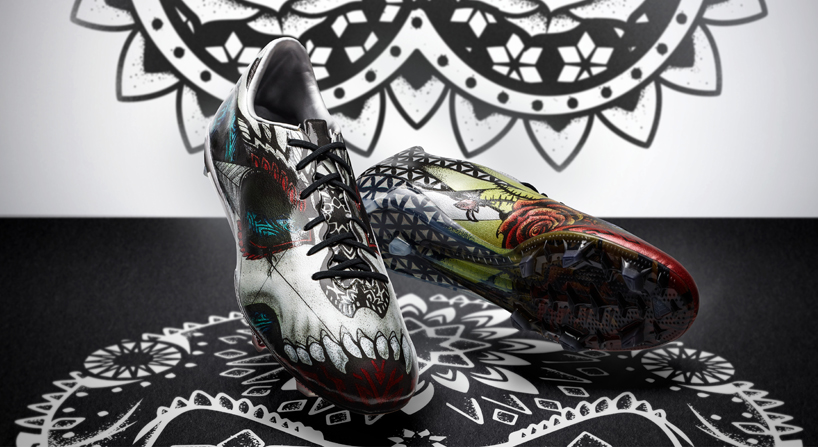 Limited Edition Adidas Adizero F50 Tattoo Pack Inked With Ideas And Designs
