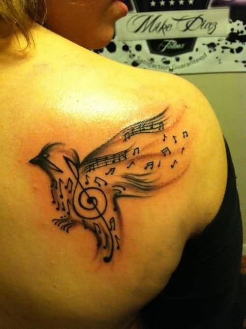 Bird Women Tattoos Images Pictures Tattoos Hunter Ideas And Designs