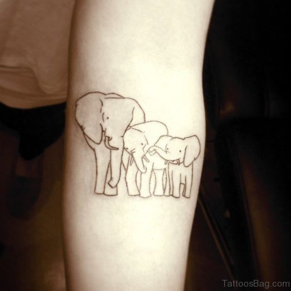 72 Mind Blowing Forearm Elephant Tattoos Ideas And Designs