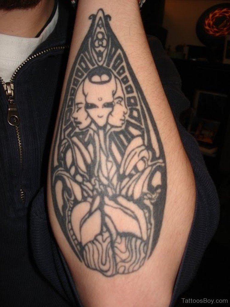 Alien Tattoos Tattoo Designs Tattoo Pictures Page 11 Ideas And Designs