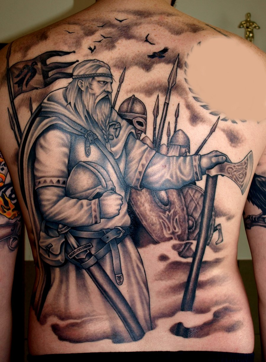 Viking Tattoos Designs Ideas And Meaning Tattoos For You Ideas And Designs