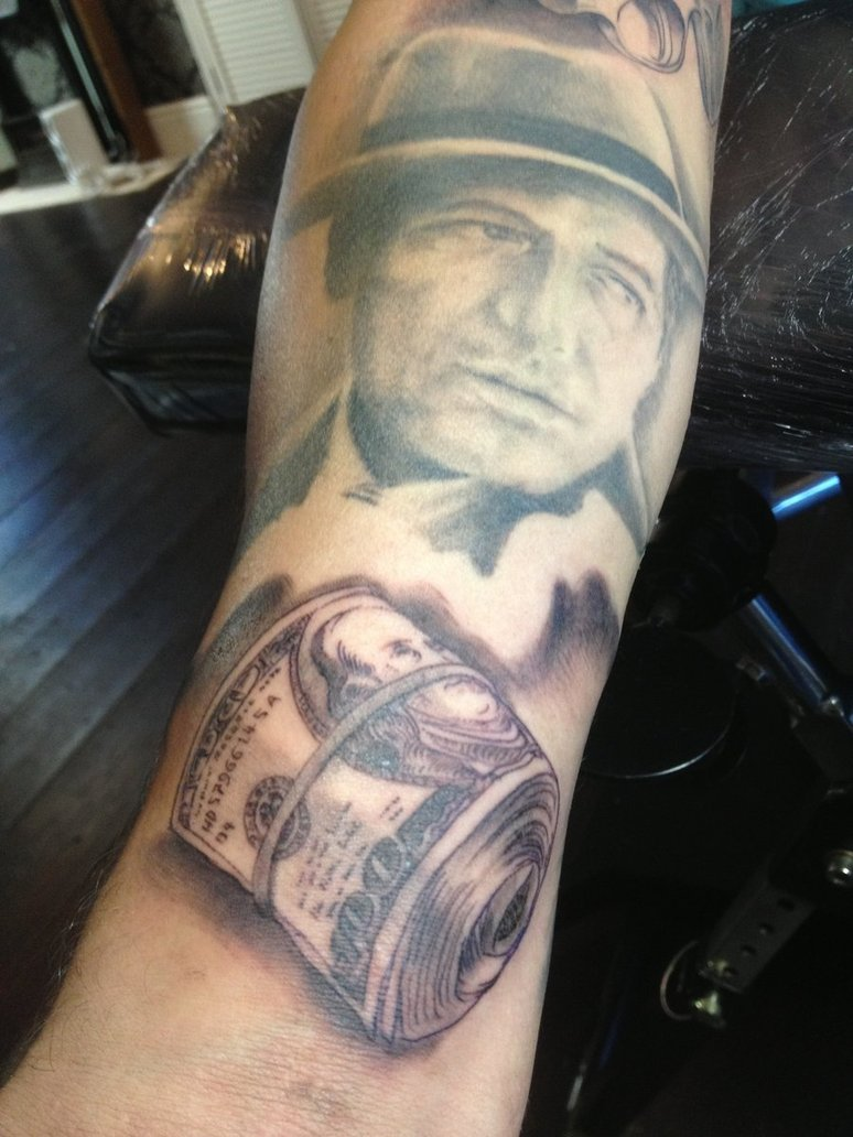 Money Tattoos Designs Ideas And Meaning Tattoos For You Ideas And Designs