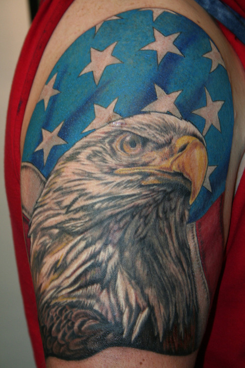 Patriotic Tattoos Designs Ideas And Meaning Tattoos For You Ideas And Designs
