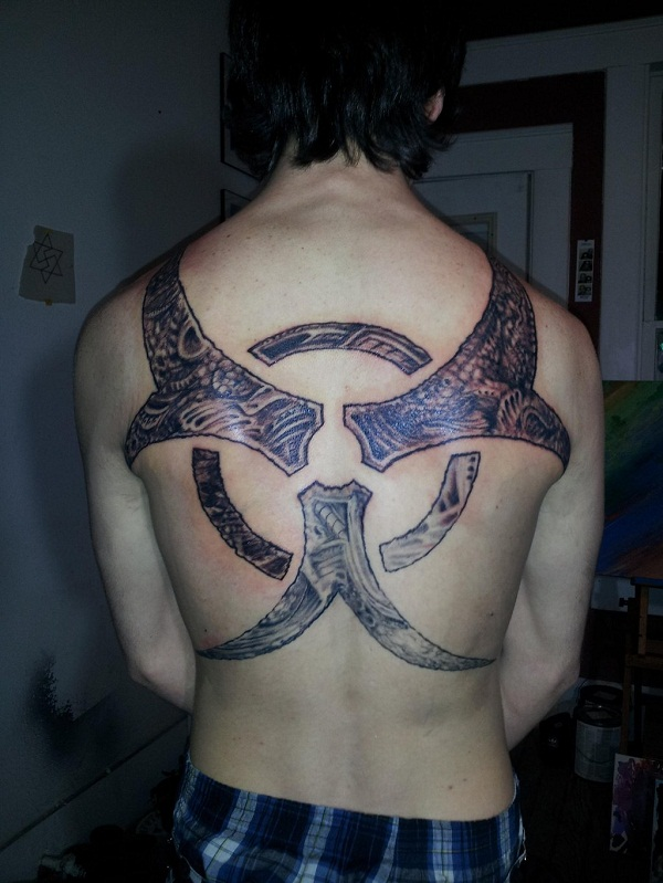 Biohazard Tattoos Designs Ideas And Meaning Tattoos For You Ideas And Designs