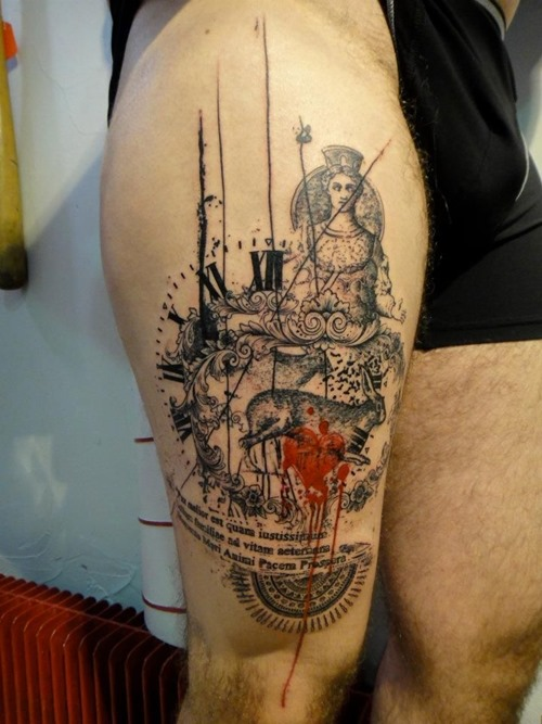 Abstract Tattoos Designs Ideas And Meaning Tattoos For You Ideas And Designs