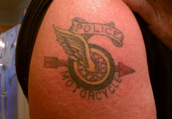 Police Tattoos Designs Ideas And Meaning Tattoos For You Ideas And Designs