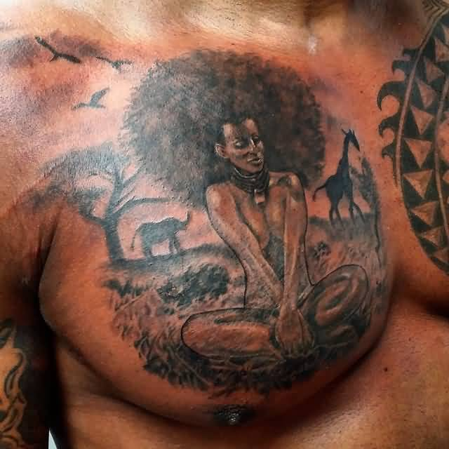 African Tattoos Traditional African Tattoo Designs And Ideas And Designs