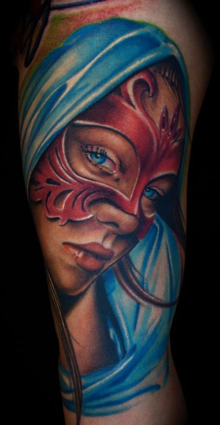 Art Junkies Tattoo Studio Tattoos Brent Olson Girl Ideas And Designs