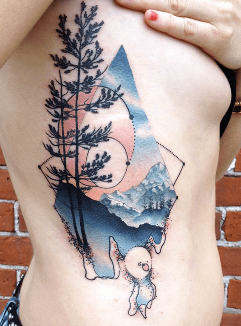 8 Surreal Tattoo Designs – Wow Amazing Ideas And Designs