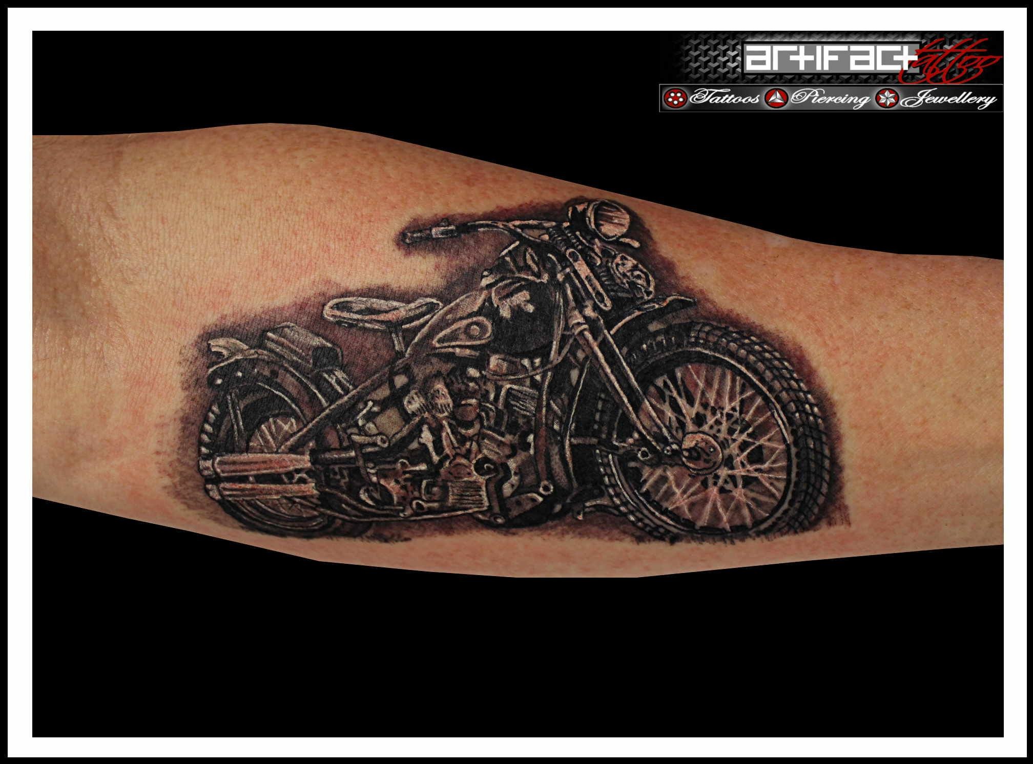 Dave Wood's Work – Artifact Tattoo Ideas And Designs