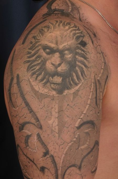 30 Very Creative 3D Looking Tattoo Designs For Inspiration Designbeep Ideas And Designs