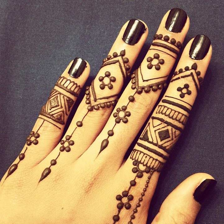 Arabic Mehndi Design For Fingers Top 10 Picks Of 2016 Ideas And Designs