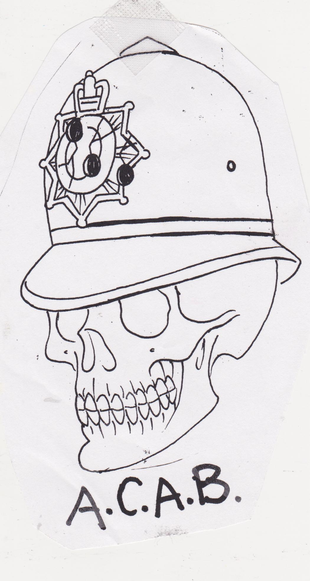 A C A B Doyle Tattoo Ideas And Designs