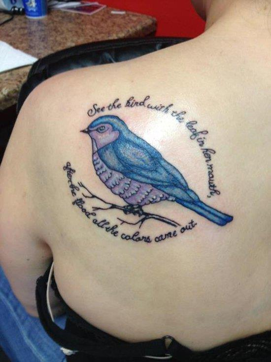 90 Stunning Bird Tattoos Symbolic Meanings Part 3 Ideas And Designs