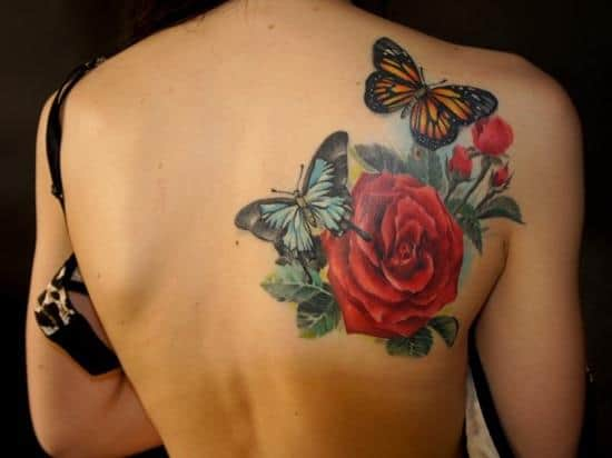 100 Rose Tattoos Designs Meanings 2016 Collection Ideas And Designs