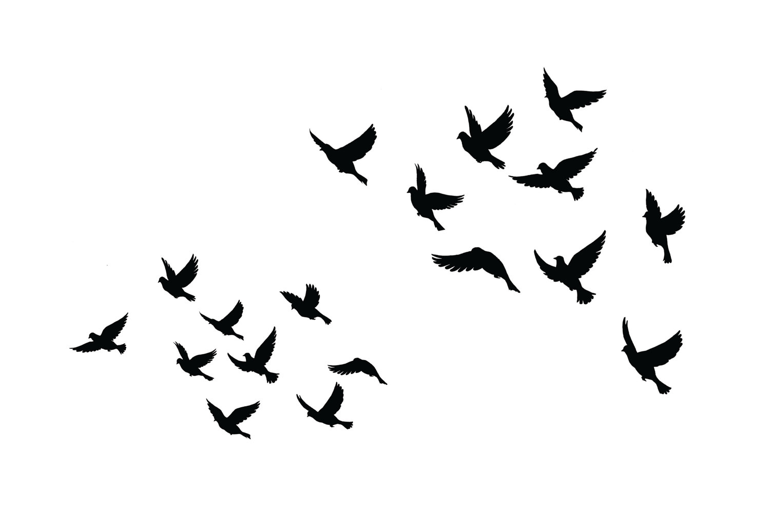Bird Silhouette Tattoos At Getdrawings Com Free For Ideas And Designs