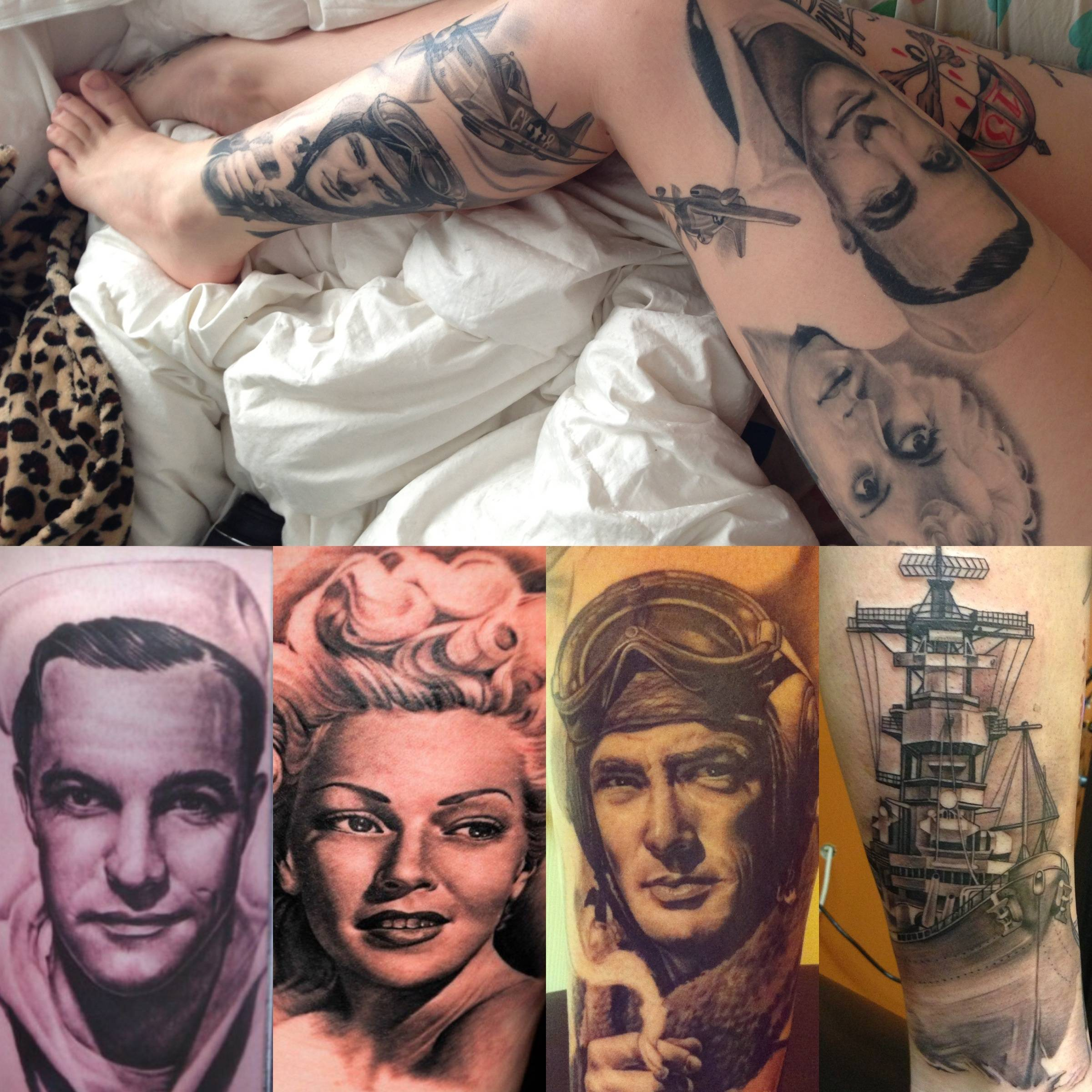 1950S Silver Screen Progress On Leg By Eric Marcinizyn At Ideas And Designs