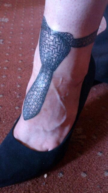 13 Insane Fifty Shades Of Grey Tattoos Mtv Ideas And Designs
