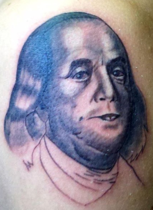 When The Ink Dries 14 More Bad Tattoos Team Jimmy Joe Ideas And Designs