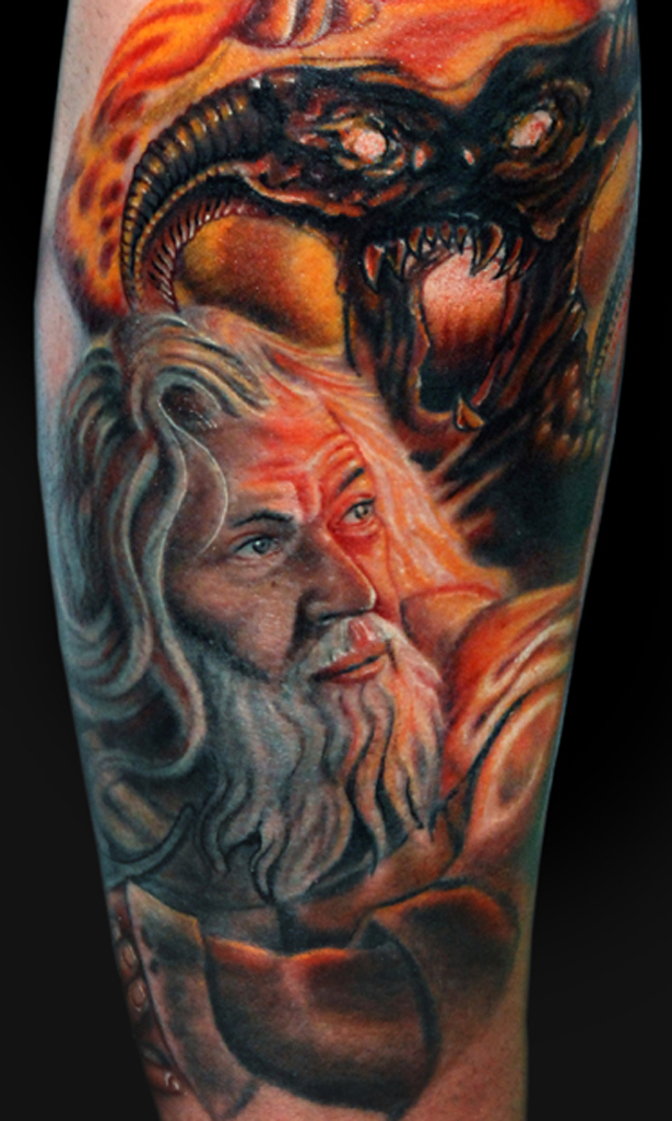 Tattoo Art Lotr Image The Fellowship Mod Db Ideas And Designs