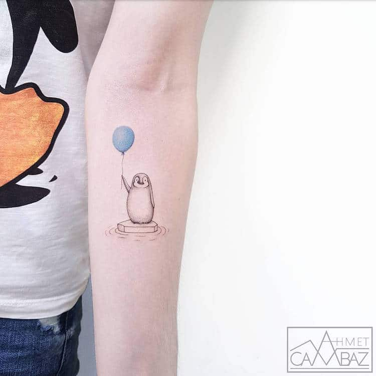 Cute Small Tattoos By Ahmet Cambaz Show Artist S Ideas And Designs
