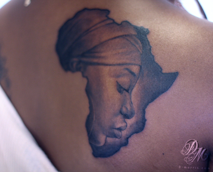 Africa Tattoo Designs Ideas And Designs