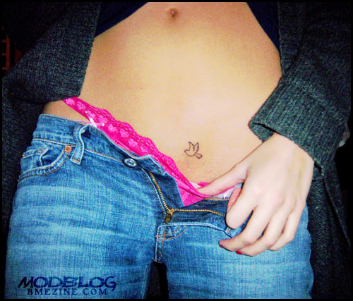 Tiny P*B*C Peace Dove Tattoo Bme Tattoo Piercing And Ideas And Designs
