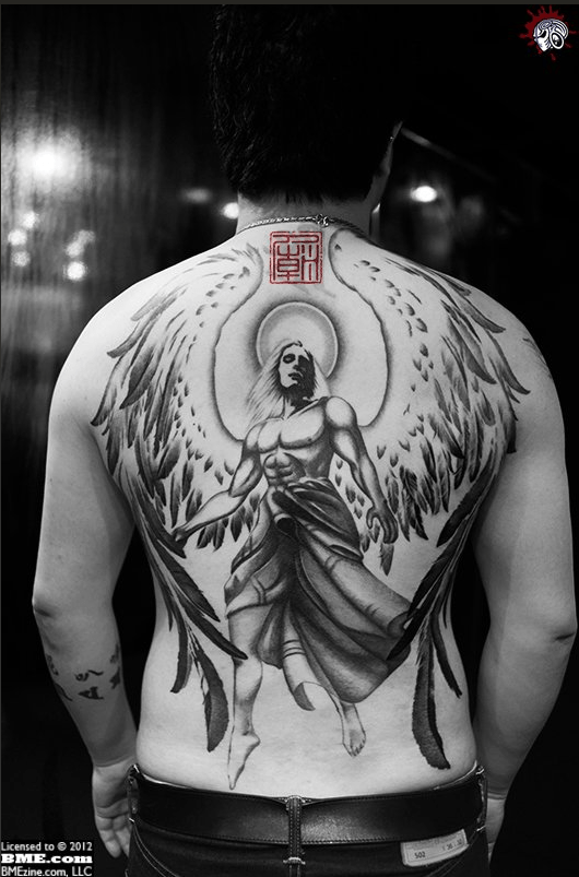 Backpieces Bme Tattoo Piercing And Body Modification News Ideas And Designs