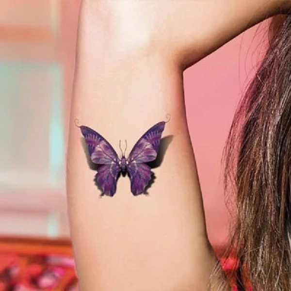 65 3D Butterfly Tattoos Nenuno Creative Ideas And Designs