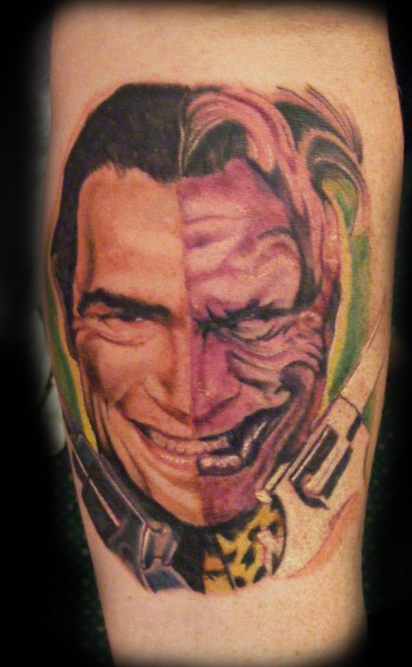 Two Face By E Nigmadesign On Deviantart Ideas And Designs