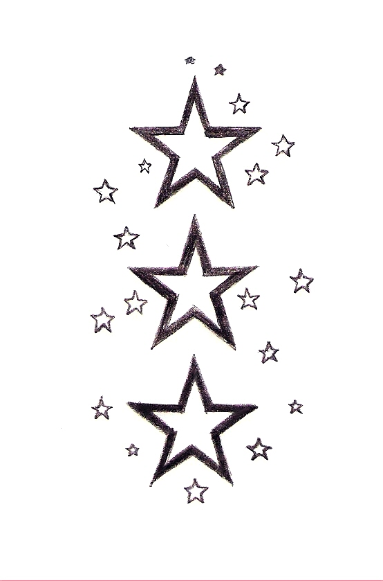 Proverbs 18 3 Stars Tattoo Design Ideas And Designs